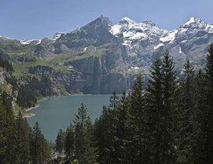 origines des Alpes